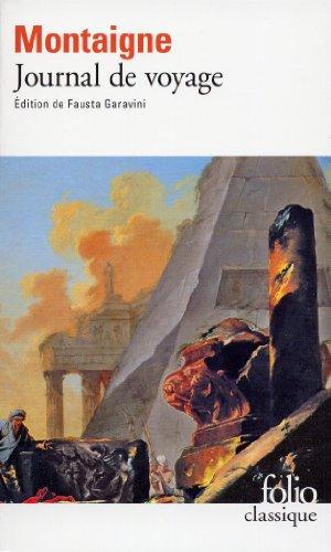 Descargar Libro Journal de voyage de Michel Eyquem de Montaigne