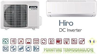 Aire acondicionado/climatizador Inverter 9000btu Toyotomi Serie Hiro–htn-htg 09iv