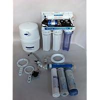 Natura dell' acqua 5Fase osmosi inversa filtranti