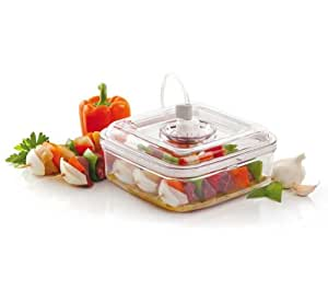 FoodSaver - FSFSMA0050-050 - Boîte alimentaire spéciale marinade pour appareil de mise sous vide