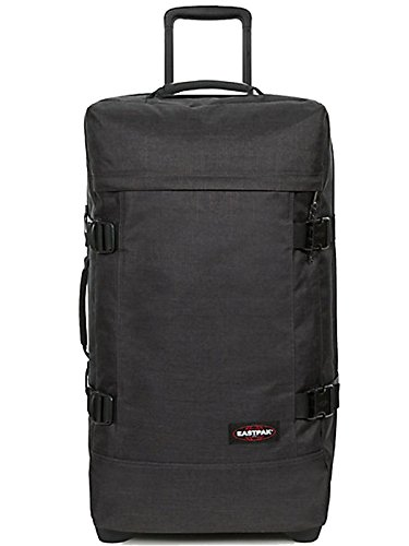 Eastpak Authentic 2-Rad Rollenreisetasche Tranverz 79cm 81W Loud Black