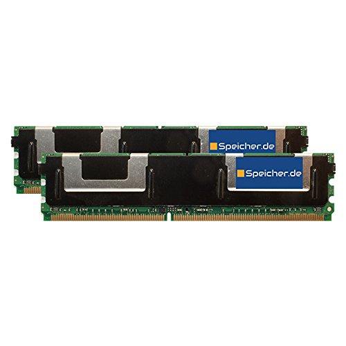 16GB (2x8GB) Kit modulo per Dell PowerEdge 2950 DDR2 FB
