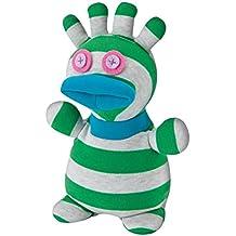 Warmies - Socky Boo, peluche térmico (T-Tex 24)