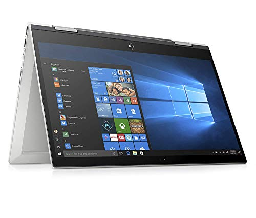 "Foto HP ENVY x360 15-cn1001nl Convertible pc, i5-8265U, 8 GB di SDRAM, 256 GB, NVIDIA GeForce MX150, Schermo 15,6"" FHD IPS Touchscreen, Argento"