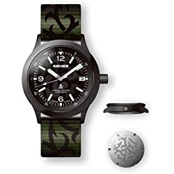 BLACK LAGOON original design mechanical watch Levi version (japan import)