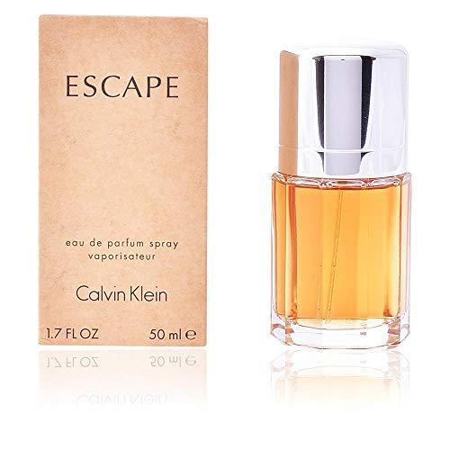 Calvin Klein Escape, femme/woman, Eau de Parfum, 50 ml (Escape Calvin Parfum Klein)
