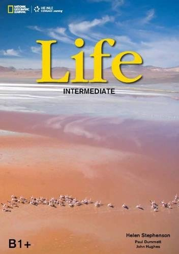 Life. Intermediate. Con e-book. Con espansione online. Per le Scuole superiori. Con DVD-ROM: Life. Intermediate B1+ Level. Student's Book: 4 (Welcome to Life)