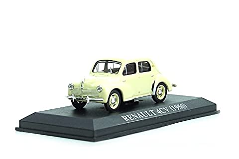 Renault 4CV - 1950 (1:43) IXO