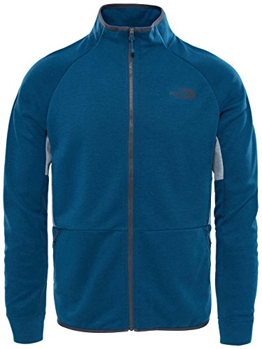 The North Face Fleeces - The North Face Slacker... monterey blue