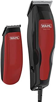 Wahl Home Pro 100 Clipper+Trimmer Combo | Multi Purpose Hair Clipper+Beard Trimmer | Clipper for Men | Barber