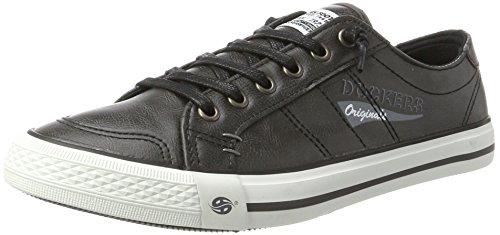 Dockers by Gerli Herren 30ST028-610200 Sneaker, Grau, 44 EU