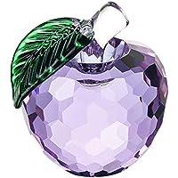 Pisapapeles de Manzanas de Cristal, Manzanas de Cristal de Colores - Púrpura
