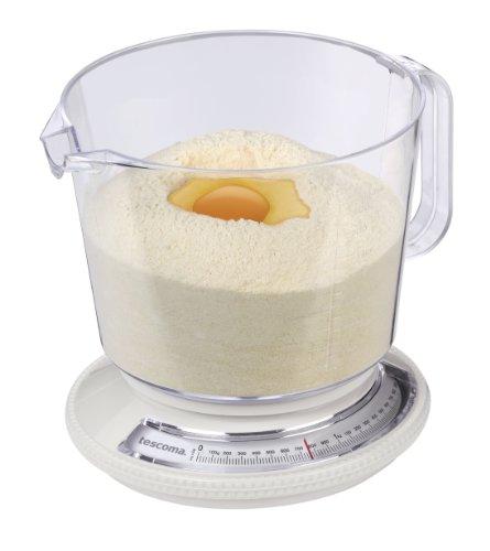 Tescoma 634560 Delicia Bilancia Da Cucina, 2.2 kg