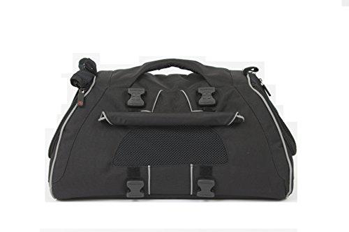 Preisvergleich Produktbild Petego JET SET FF BL L Forma Frame Tasche, schwarz