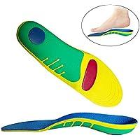 Wgwioo Plantar Fasciitis-Einlegesohlen, Arch Support Foam Shoes Einsätze, Gewölbte Schuheinlagen Für Polsterung... preisvergleich bei billige-tabletten.eu