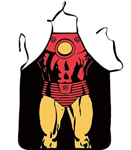 SuperHéroes delantal sexy mal divertido extraño