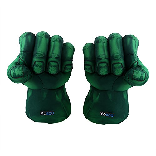 Zerone Hulk Smash Hands, 10