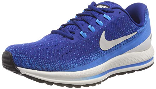 Nike Air Zoom Vomero 13, Scarpe Running Uomo, Multicolore (Gym Light Bone/Blue Hero/Sail 401), 40.5 EU