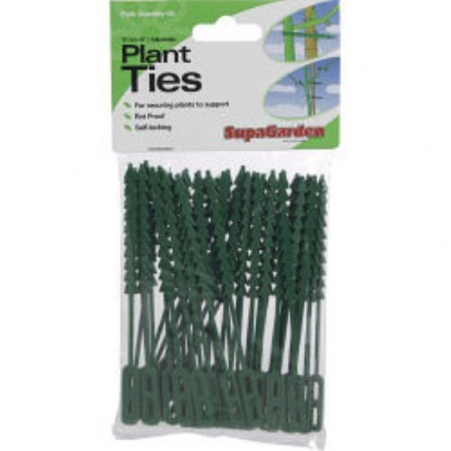 12,7 cm Attaches réglables pour plantes (PK de 50)