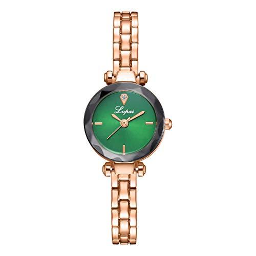 Volltonfarbe Wilde Uhr Frauenliebhaber High-End-Uhr New Womens Crystal Gold Uhr Edelstahl Damen Mesh Band Armbanduhr Boss Watches Uhr Original GeschäFtsuhr