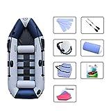 como Kayak - Bote Inflable Barco De Asalto 2/3/4 Personas Bote Inflable...
