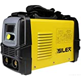 Poste à souder à l'arc digital 160 A Inverter Silex France ®