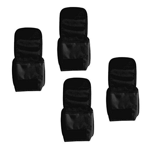 Scubapro Taschenbleigurt VARIOSOFT FIBER mit Schnalle Bleigurt Gr XL schwarz Blei & Bleigürtel Tauchen