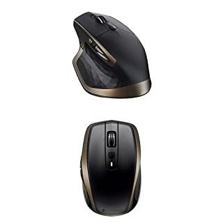 Logitech MX Master Wireless Mouse for Windows and Mac with