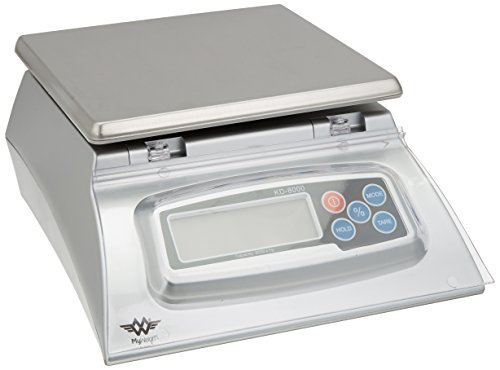 We have looked at the various scales available on the market, and there are lots, to see which is most suited to the keen domestic baker. We, like many, have been frustrated with most scales that don't quite come up to the mark and came up with a lis...