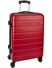 UCB ABS 78 cms Red Suitcases (0IP6HAB28E01I)