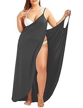 JOYORUN - Camisola - vestido - Sin mangas - para mujer