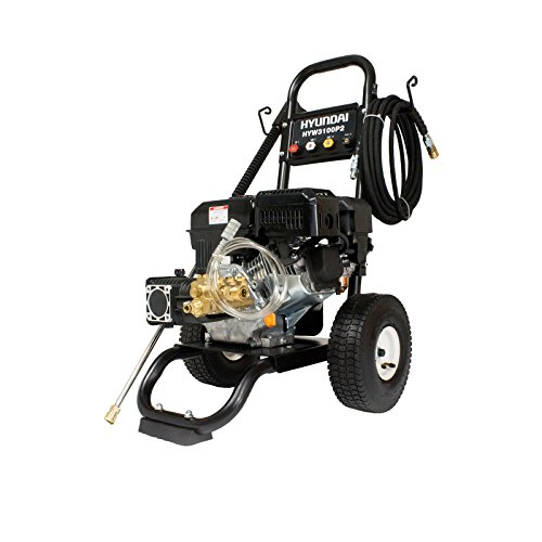 Hyundai Petrol Pressure Washer 212CC 7hp Recoil Start Engine 3100psi HYW3100P2