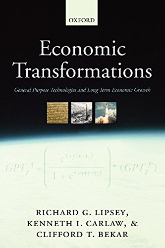 Economic Transformations: General Purpose Technologies and Long Term Economic Growth por Richard G. Lipsey