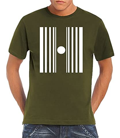 Doppler Effect 2 - The Big Bang Theory T-Shirt Khaki, XXXL
