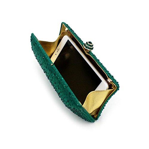 Borse Calde Di Lusso Del Diamante Del Pacchetto Di Diamante Di LAIDAYE Borse Delle Borse Del Sacchetto Della Borsa Del Diamante 3