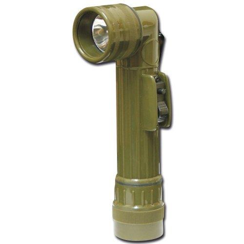 Winkellampe medium vert olive (import royaume uni)
