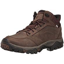 Merrell Men's Moab Adventure Low Rise Hiking Boots, Brown (Dark Earth), 11 UK (46 EU)