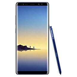"Samsung Note 8 - Smartphone DE 6.3"" (LTE, Memoria Interna DE 64 GB, Android) Color Azul"