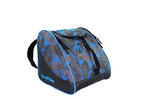 Sportube Traveler Gear und Kofferraum Tasche, Unisex, Traveler Boot Bag, Camouflage, Nicht zutreffend