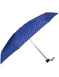 Regenschirm Taschenschirm Schwarz Mit Streifen In Neonfarben verschiedene Farbe Reisen