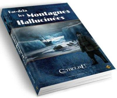 Appel de Cthulhu 6 ED N°14 Par dela les Montagnes Hallucinees édition révisée