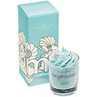 Bomb Cosmetics Daydreamer Piped Glass Candle