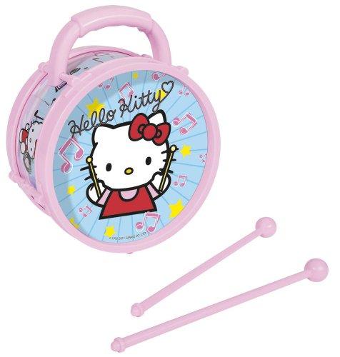 Imagen 1 de Simba Toys 106835364 - Tambor de Hello Kitty [importado de Alemania]