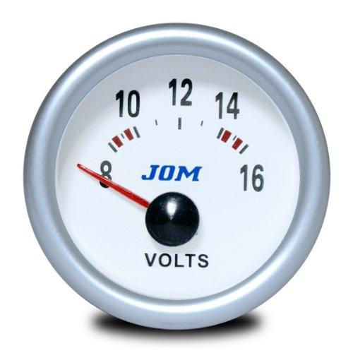 Preisvergleich Produktbild JOM Car Parts & Car Hifi GmbH JOM 21120 Zusatzinstrument, Volt