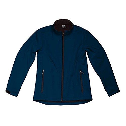 sg-mens-3-layer-bonded-softshell-wind-waterproof-jacket-l-navy-blue