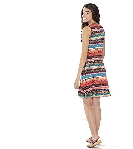 Robe 52NAPE7105 Multicolore