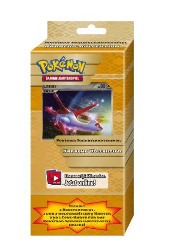 Preisvergleich Produktbild Pokemon Company 25639 - PKM Karacho-Kollektion Latias DE