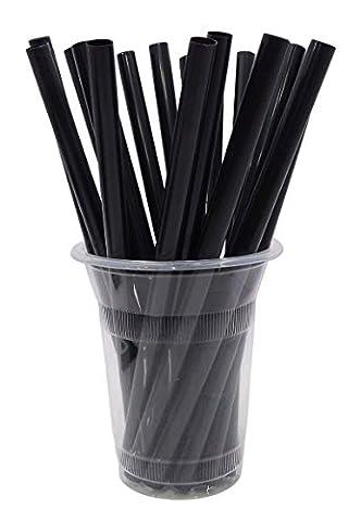 Potable En Plastique Souple Jetable Pour Des Événements Cocktail Pailles