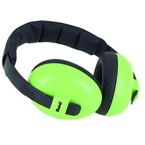Banz EM032 Bubzee Earmuffs, S, grün
