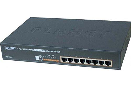 switch-reseau-rj45-8-ports-100-mbps-full-poe-140w-fsd-808hp